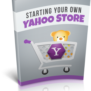 Your Own Yahoo Store
